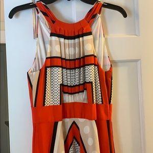 Eliza j long dress